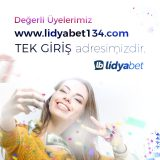 Lidyabet 134 yeni giriş adresi